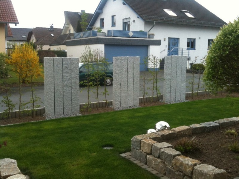 Worm & Eisel GbR Garten- und Landschaftsbau Hünfelden - Einfriedungen