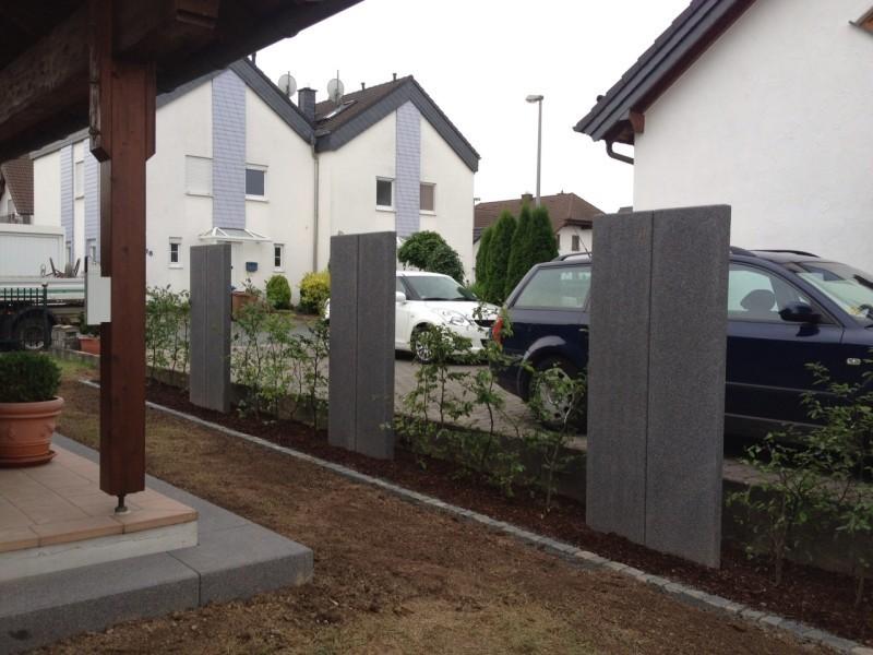 betonstelen gartenbau – actof, Hause und Garten